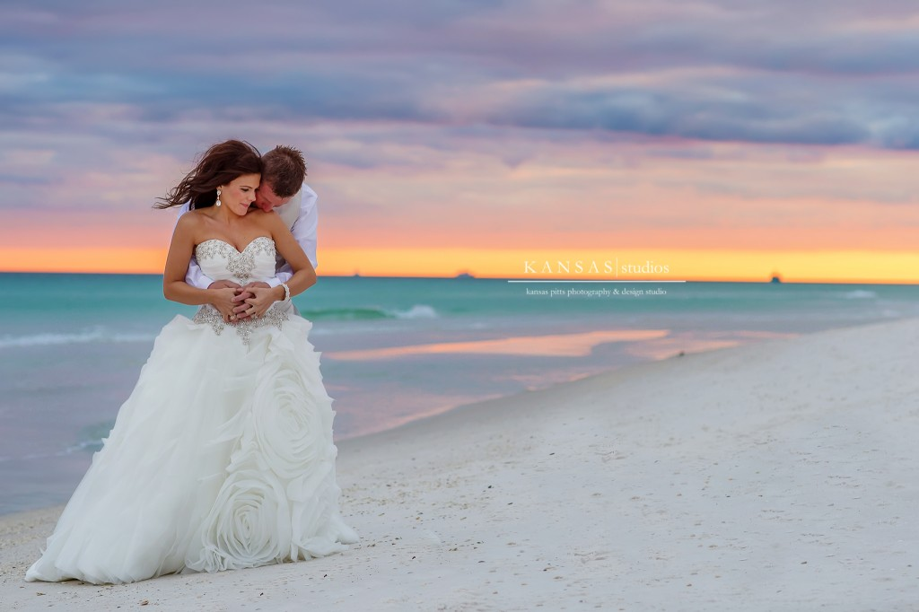 South Walton Beach Wedding Photographer