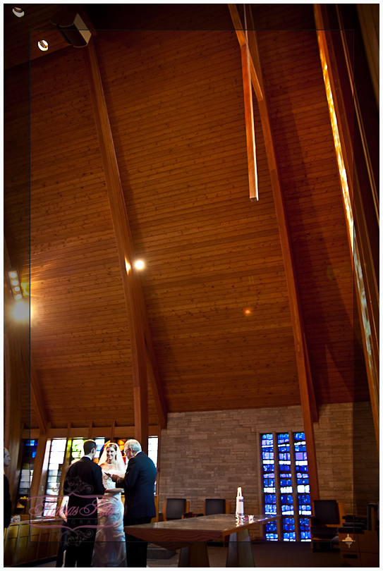 Florida church wedding