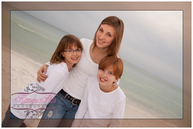 beach portraits at Adagio