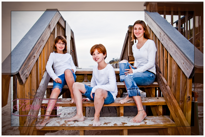 Sandestin Beach Portraits