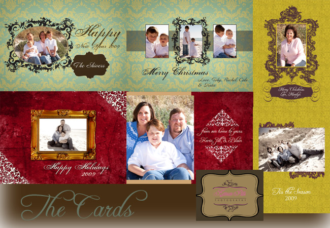 Rosemary Beach Christmas Cards