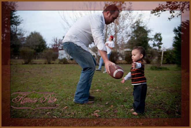 football at Thanksgiving