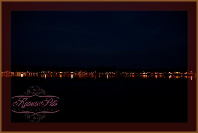 Lake DeFuniak Christmas Lights