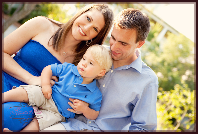 Family Portraits at Watercolor