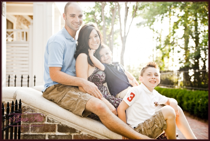 Family Portraits at Village at Baytowne Wharf, Sandestin Golf & Beach Resort