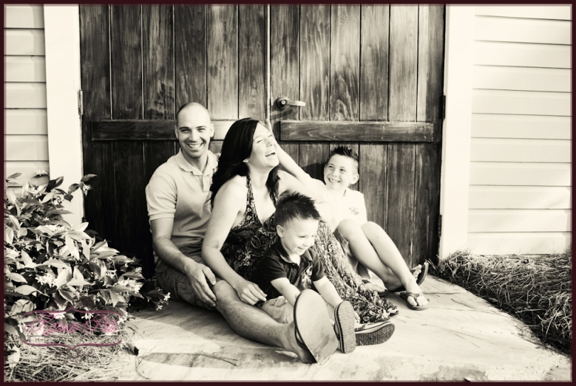 Family Portraits at Village at Baytowne Wharf, Sandestin Golf & Beach Resort
