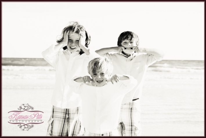 family beach portraits at Stallworth Preserve, Santa Rosa Beach