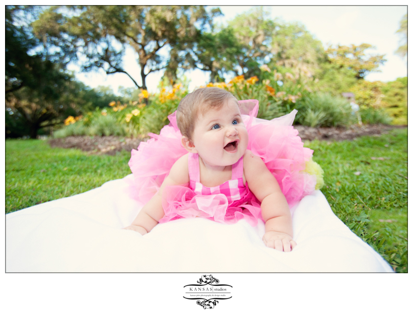 london marie @ 6 months | the sneak (london marie is on my baby plan and so this is her 3rd shoot at 6 months and we did it at Eden State Gardens but boy it was hot! She was a doll though and so was her brother-they are starting to look so much alike!)