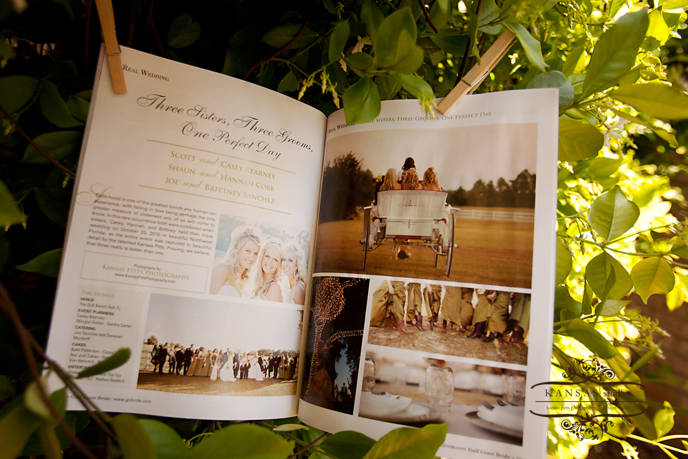 Featured Wedding in Gulf Coast Bride