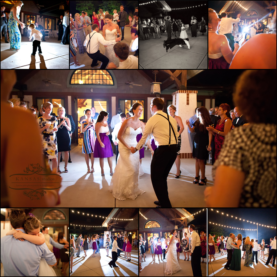 dancing with Gulf Coast Talent Wedding at Wild Heron, Wedding at Shark