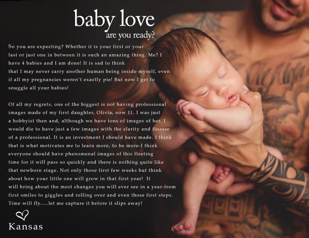 Baby Love   Kansas Pitts Newborns