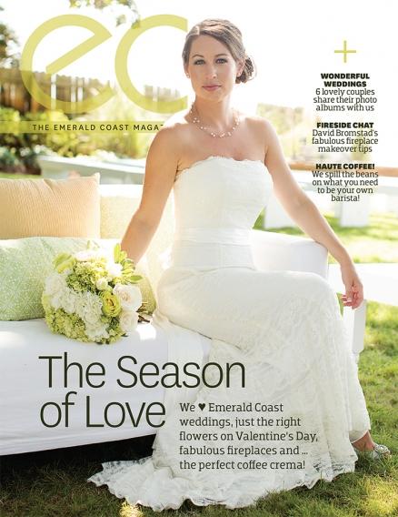 Emerald Coast Magazine Wedding Edition