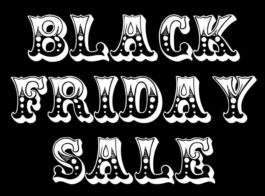 Black Friday Kansas Pitts Sale