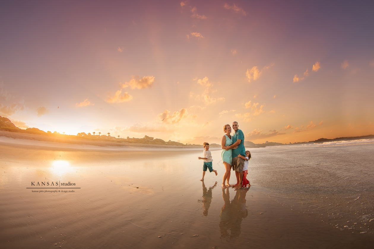 the knowles family | jacksonville beach family photographer
