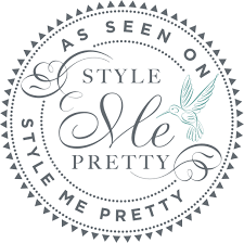 Featured on Style Me Pretty Florida