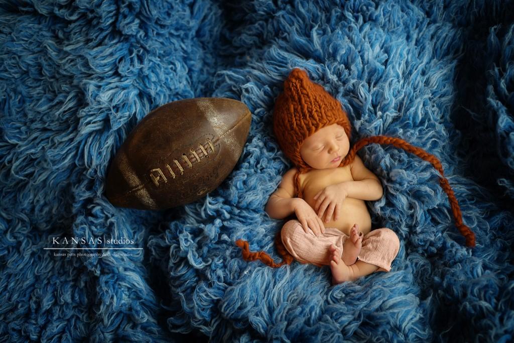 football newborn