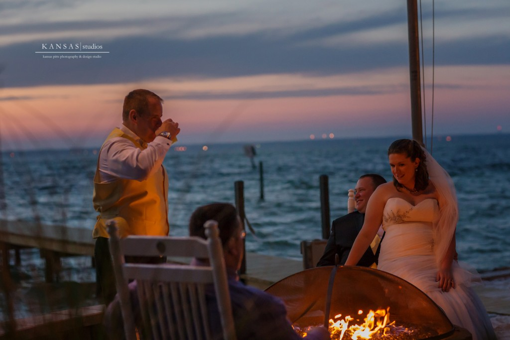 Destin Bay House Wedding