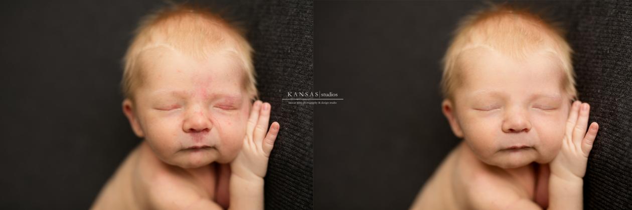 Newborn Skin Editing