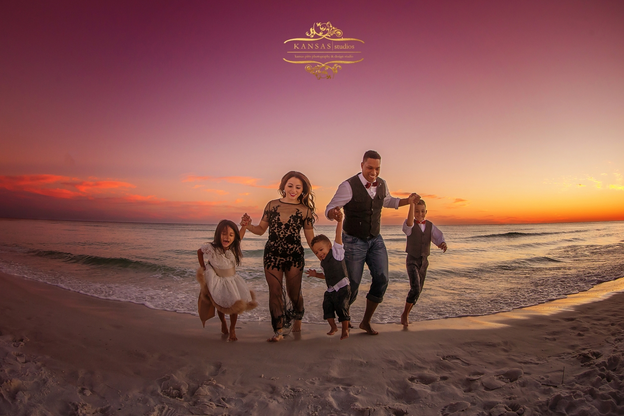 Lifestyle Family Beach Photography