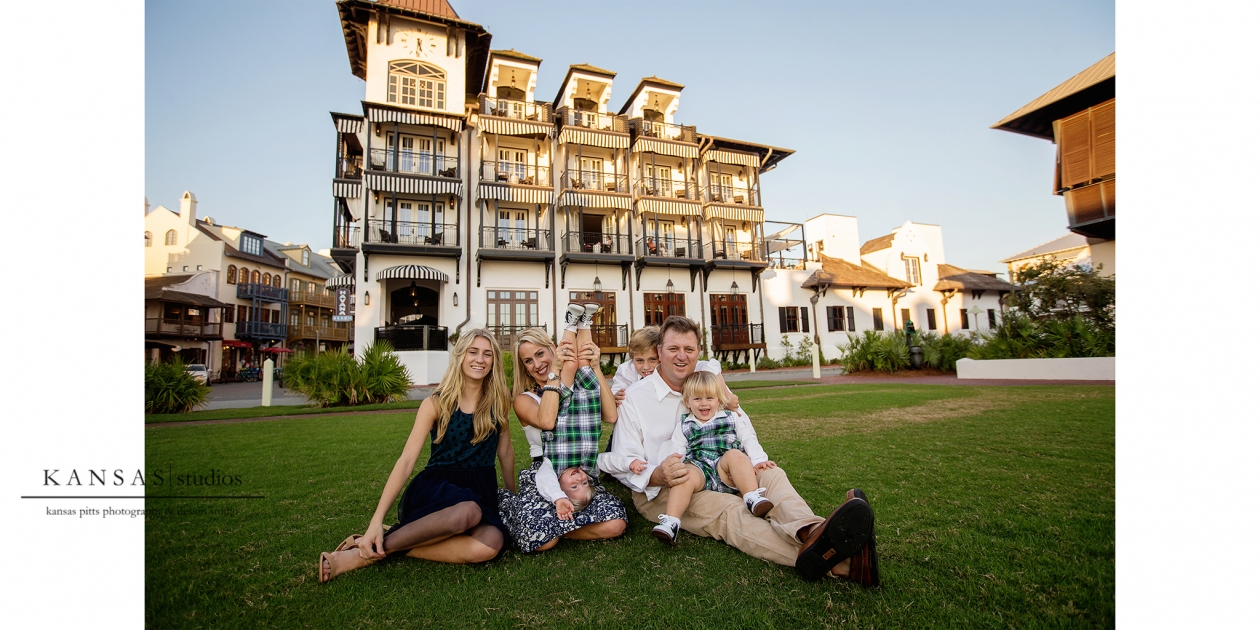 Rosemary Beach Photography