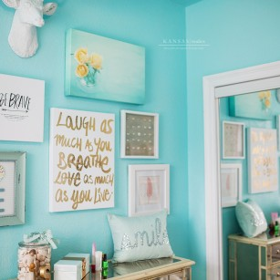 aqua blue girls room kansas studios kansas pitts photography
