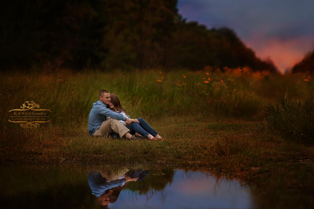 Destin Engagement Pictures