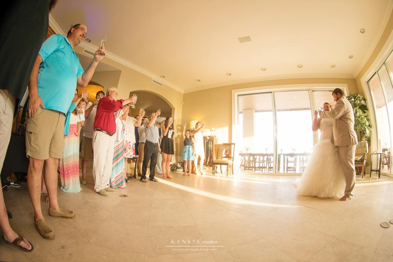 Destin Beach Wedding