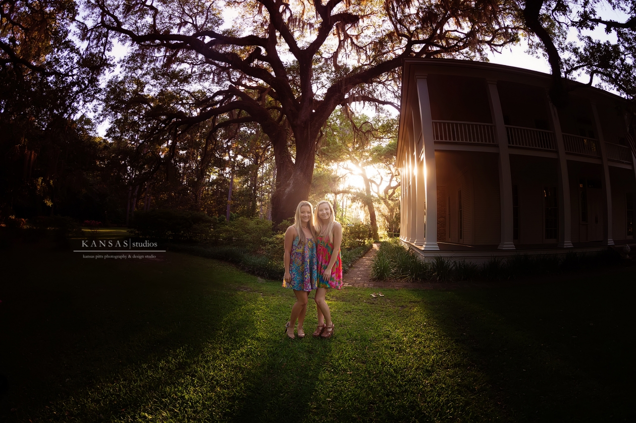 South Walton Senior Portraits
