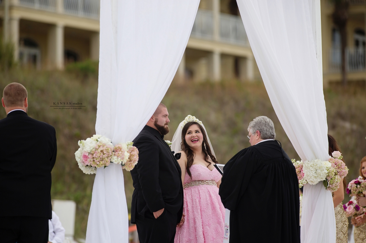 Gulf Place Wedding