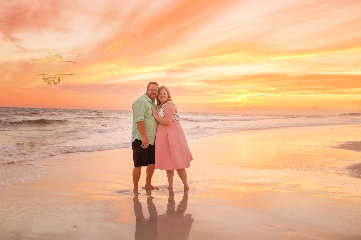 Sandestin Beach Family Pictures