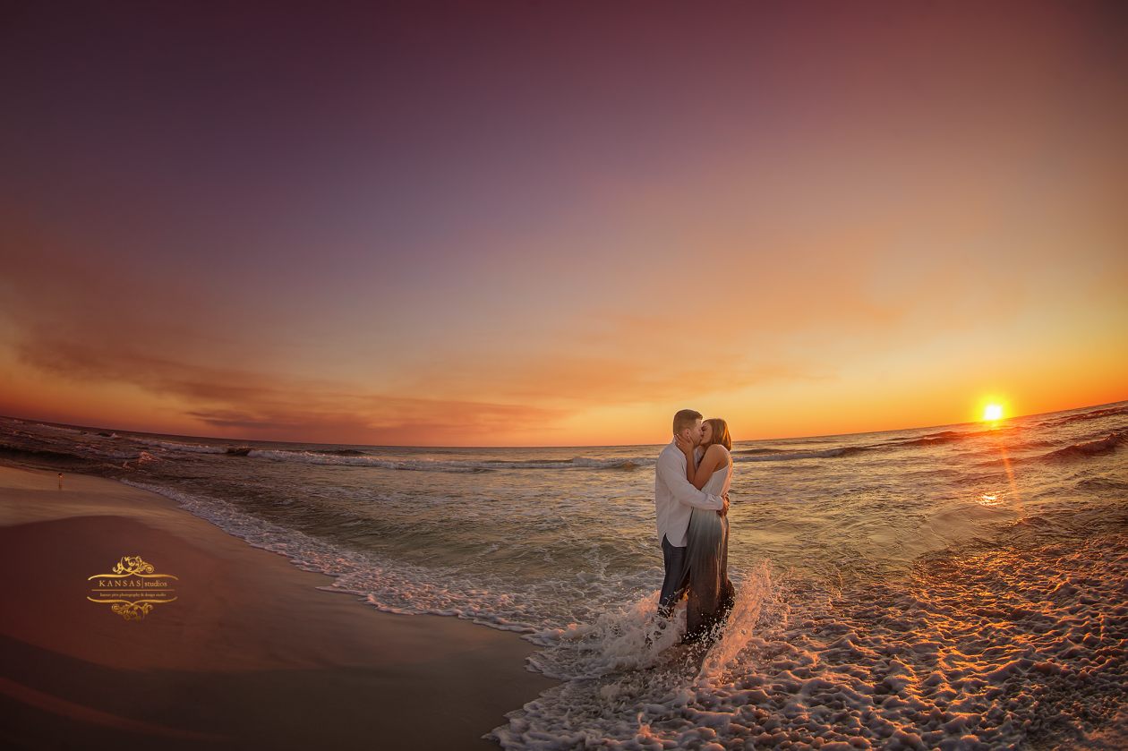 Seaside Beach Wedding Photographer