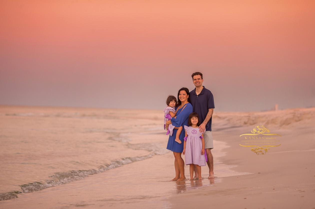 Rosemary Beach Family Pictures