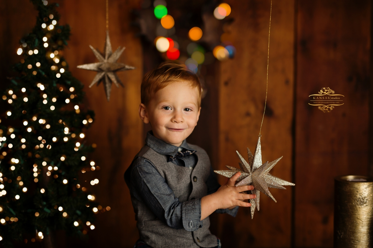 Rustic Christmas Mini Sessions