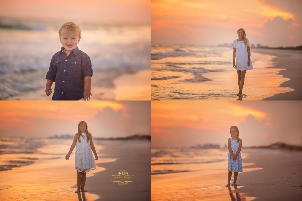 Kids Beach Pictures