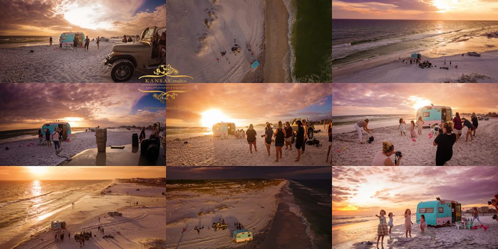 beach portrait workshop