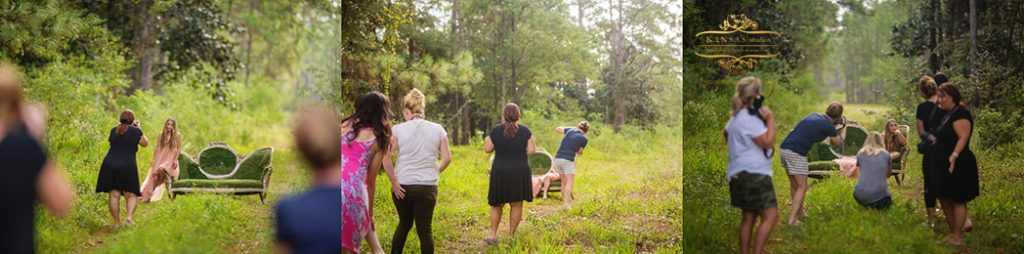family photography workshop